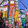 Photos: 朝の平塚へ。。湘南ひらつか七夕まつり2。。20160710