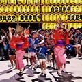靖国神社みたままつりの夜を盛り上げる阿波踊り 20160716
