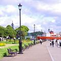 夏の横須賀ヴェルニー公園のひと時。。20160806