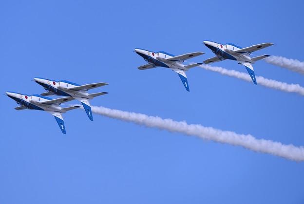フォーシップインバート。。三沢基地航空祭