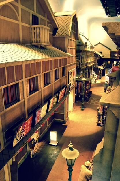 撮って出し。。レトロの町。。門司港 関門海峡ミュージアム 10月7日