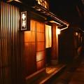 金沢 主計町茶屋街。。三味線音も聞こえて 20160918