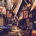 昭和時代匂わす。。北九州小倉 旦過市場 20161007