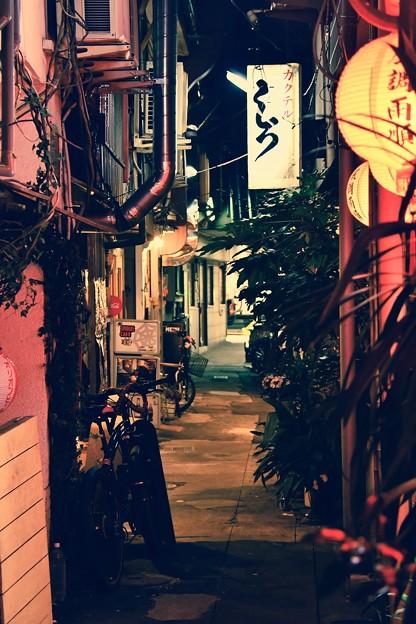 昭和レトロな旦過市場路地裏。。20161007