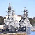 撮って出し。。久々のヴェルニー公園にたくさんの艦船。。2月12日