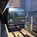 撮って出し。。相鉄線 海老名駅。。横浜ネイビーブルー。。9000系 2月19日