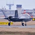 米海兵隊F-35の単発エンジン。。これ見るとラプターがカッコいいなか。。(笑)20170208