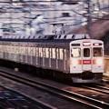 東急8500系 そろそろ引退への音が。。藤が丘駅 20170211