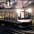 東急5000系 今は主力の通勤電車。。藤が丘駅 20170211