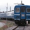 SLフェスタ。。早く走っているところを見たい旧はまなす14系客車