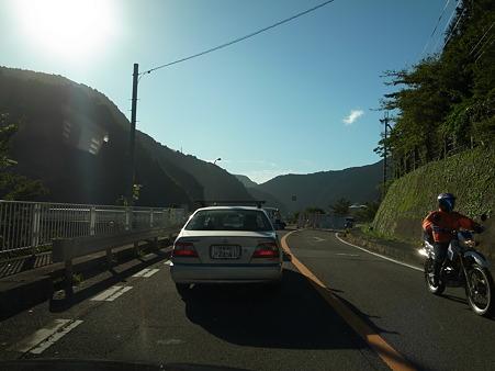 国道169号線・奈良県川上村の災害箇所‐1