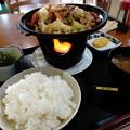 斗南焼き定食(道の駅・みさわ【青森】)