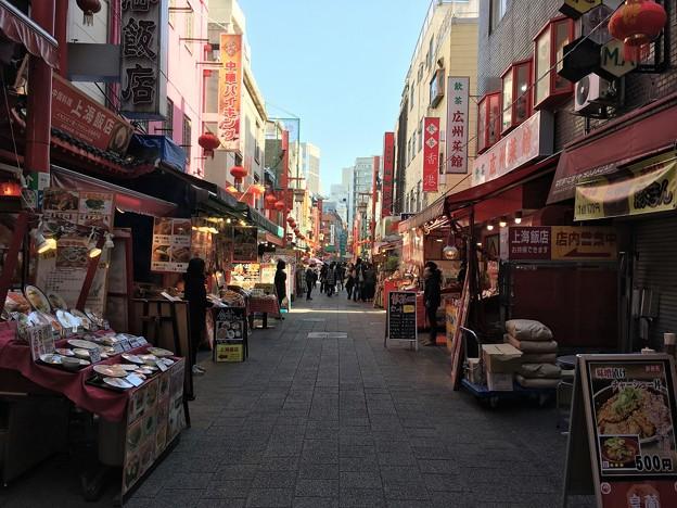 神戸南京街 屋台と料理 (3)