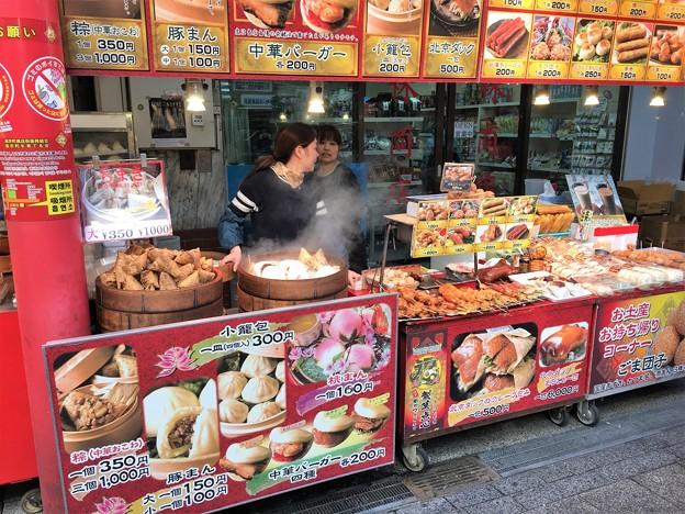 神戸南京街 屋台と料理 (8)