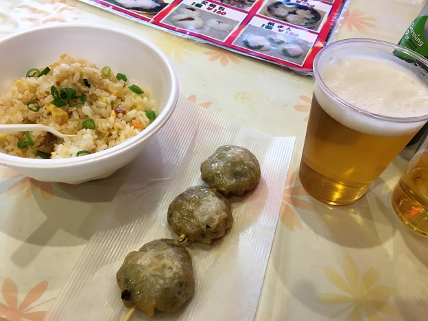 神戸南京街 屋台と料理 (20)