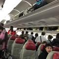 Photos: 関西空港 エアアジアの混乱 (8)
