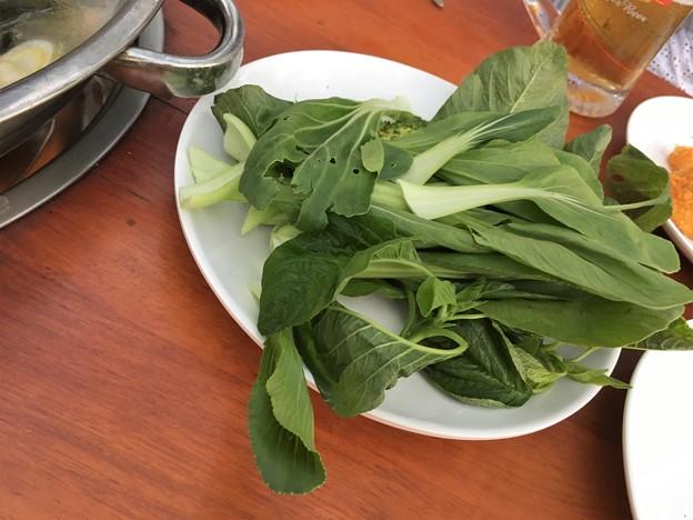 ヤンゴン 四川火鍋って四川っぽくないぞななんちゃってな高級?レストラン(笑) (9)