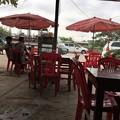 写真: イーストダゴンのカフェと小姐 (2)
