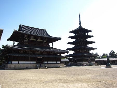 c-110505-150816 法隆寺
