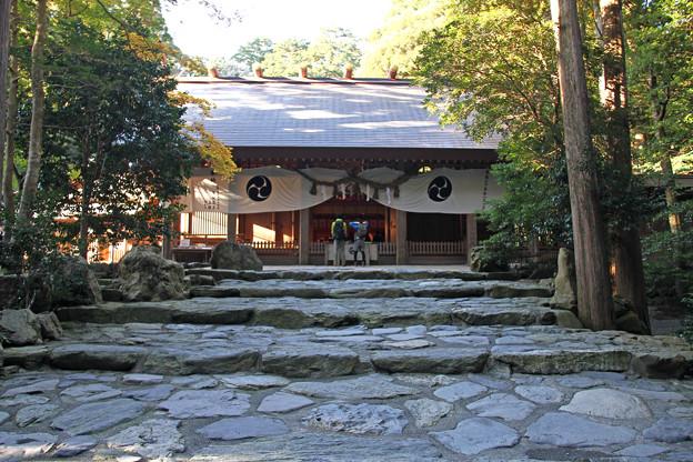 椿大神社(三重県鈴鹿市)