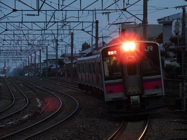701系N14編成 東能代行き