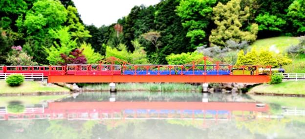 Photos: Live Steam~紅い橋~