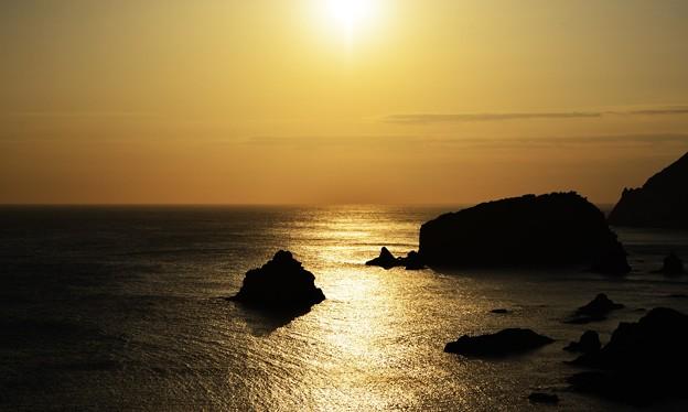 琥珀色の岬