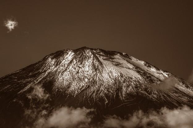 Mt. Fuji of November