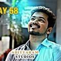 Photos: Adityaram studios Vijay 58 Movie
