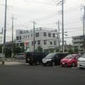 Photos: 【5月25日は八潮市へ2】駐車場から交差点方向