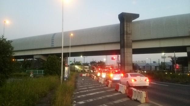 【6月10日は松伏町などへ19】東京外環自動車道