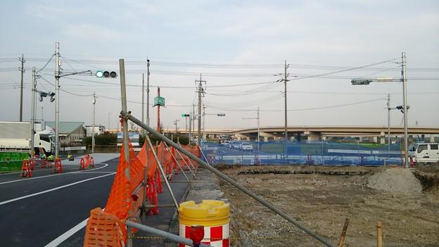 2014年10月27日の画像3 交差点全景?