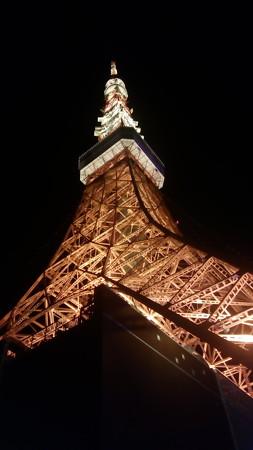 東京タワーにて2(2016/12/15)