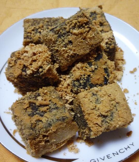 黒糖わらび餅7