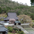 光福寺を俯瞰