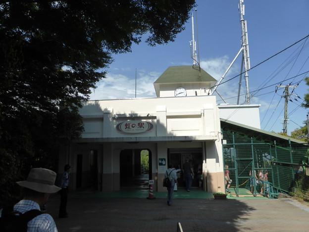 摩耶ケーブルカー 虹の駅