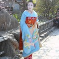 祇園白川で舞妓さんの撮影会4