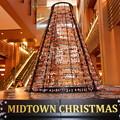 六本木*東京ミッドタウンのクリスマスツリー2