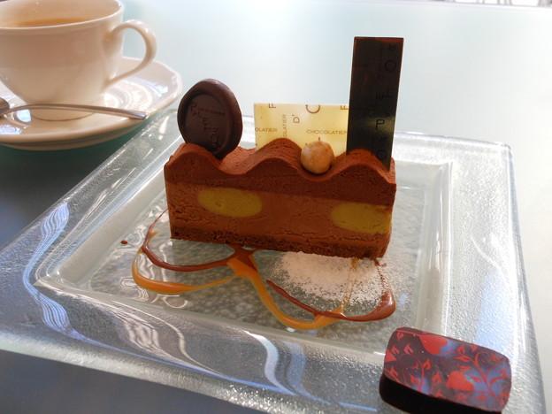 新丸ビル*パレドオールのケーキ1