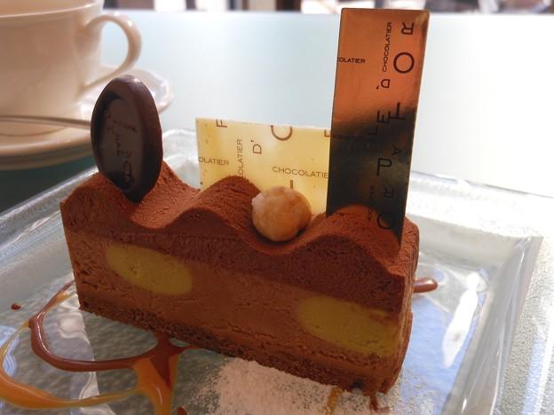 新丸ビル*パレドオールのケーキ2