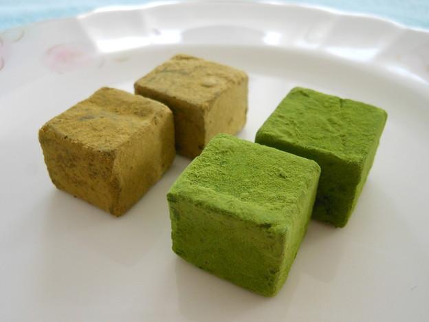 妙香園×Pastel 茶コレート6