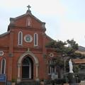 五島列島巡礼の旅*青砂ヶ浦教会