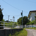 Photos: 唯一の信号 (池島)