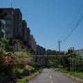 Photos: 8階建アパート (池島)