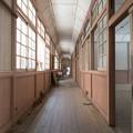 長い廊下2