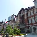 Photos: 赤レンガの丸の内駅舎