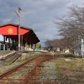 写真: 気賀駅