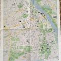 写真: ワルシャワ 市内地図