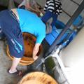 Photos: 529_温泉場の共同洗い場