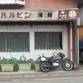 Photos: バイクは飾りかな?